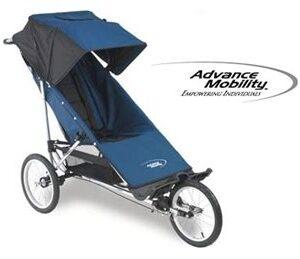 Advance Mobility jogger chair